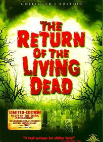 Return Of the Living Dead Special Edition - (Region 1 Import DVD)