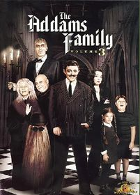 Addams Family Vol 3 - (Region 1 Import DVD)