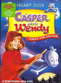 Casper Meets Wendy Family Fun Edition - (Region 1 Import DVD)