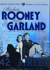 Mickey Rooney & Judy Garland Collection - (Region 1 Import DVD)