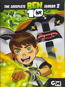 Ben 10:Season 2 - (Region 1 Import DVD)