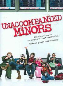 Unaccompanied Minors - (Region 1 Import DVD)