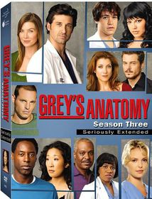 Grey's Anatomy:Complete Third Season - (Region 1 Import DVD)