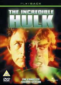 Incredible Hulk - Series 2 - (Import DVD)