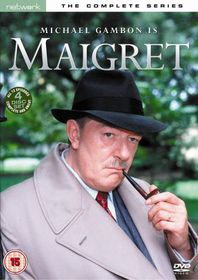 Maigret-Complete Series - (Import DVD)