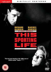 This Sporting Life - (Import DVD)