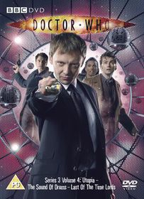Doctor Who - Series 3 Vol. 4 (Tennant) - (Import DVD)