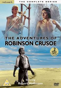 Adventures of Robinson Crusoe - (Import DVD)