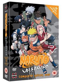 Naruto Unleashed - Complete Series 1 - (Import DVD)