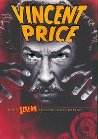 Vincent Price Gift Set Vol 1 - (Region 1 Import DVD)