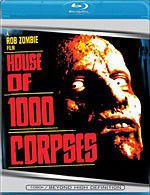 House of 1000 Corpses - (Region A Import Blu-ray Disc)