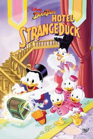 Ducktales : Vol. 4 : Hotel Strange Duck (DVD)