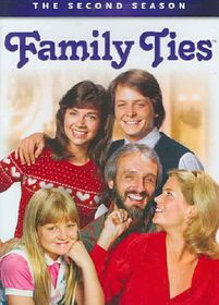 Family Ties:Second Season - (Region 1 Import DVD)