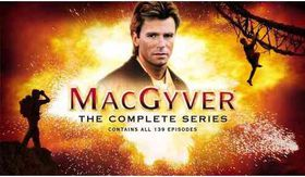 Macgyver - The Complete Series (Region 1 Import DVD)