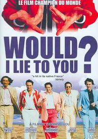 Would I Lie to You - (Region 1 Import DVD)