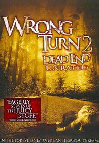 Wrong Turn 2:Dead End - (Region 1 Import DVD)