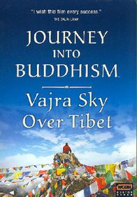 Journey into Buddhism:Vajra Sky over - (Region 1 Import DVD)