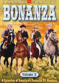 Bonanza Vol 2 - (Region 1 Import DVD)