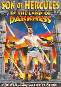 Son of Hercules in The Land of Darkness - (Region 1 Import DVD)
