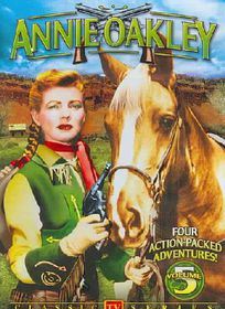 Annie Oakley Vol 5 - (Region 1 Import DVD)