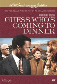 Guess Who's Coming to Dinner 40th Anniversary - (Region 1 Import DVD)