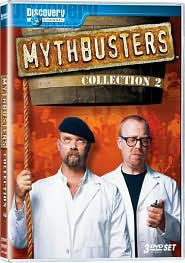 Mythbusters Collection 2 - (Region 1 Import DVD)