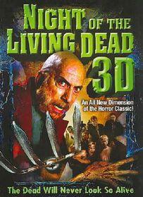 Night of the Living Dead 3D - (Region 1 Import DVD)