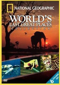 World's Last Great Places Collection - (Region 1 Import DVD)