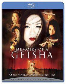 Memoirs of a Geisha - (Region A Import Blu-ray Disc)