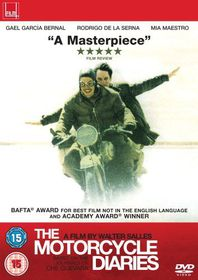 Motorcycle Diaries - (Import DVD)