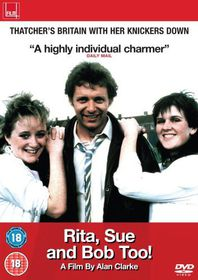 Rita Sue and Bob Too - (Import DVD)