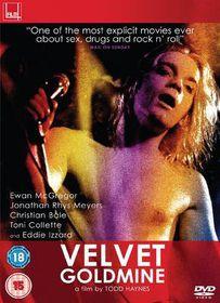 Velvet Goldmine - (Import DVD)
