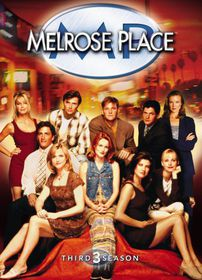 Melrose Place:Third Season - (Region 1 Import DVD)