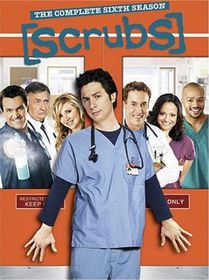 Scrubs:Complete Sixth Season - (Region 1 Import DVD)