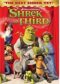 Shrek the Third - (Region 1 Import DVD)