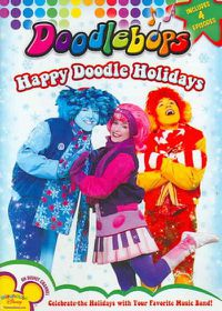 Doodlebops Holiday - (Region 1 Import DVD)