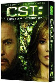 Csi:Crime Scene Investigation Season 7 (Region 1 Import DVD)