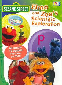 Elmo & Zoe's Scientific Exploration - (Region 1 Import DVD)