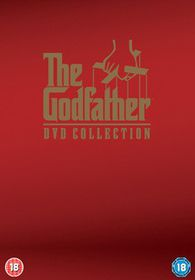 Godfather Red Boxset (parallel import)