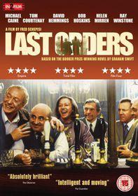 Last Orders - (Import DVD)