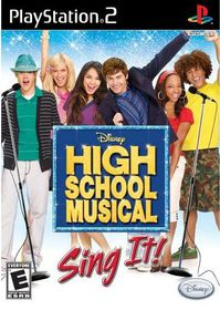High School Musical: Sing It! (No Microphones) (PS2)