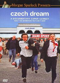 Czech Dream - (Region 1 Import DVD)