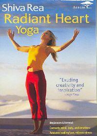 Shiva Rea:Radiant Heart Yoga - (Region 1 Import DVD)