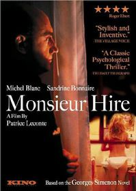 Monsieur Hire - (Region 1 Import DVD)