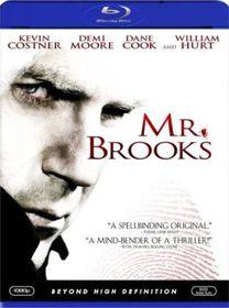Mr. Brooks - (Region A Import Blu-ray Disc)