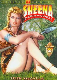 Sheena Queen of the Jungle Vol 2 - (Region 1 Import DVD)
