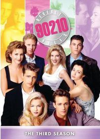 Beverly Hills 90210:Third Season - (Region 1 Import DVD)
