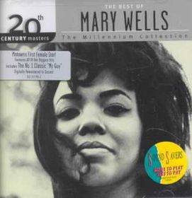 Mary Wells - Millennium Collection - Best Of Mary Wells (CD)