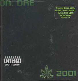 2001 - (Import CD)