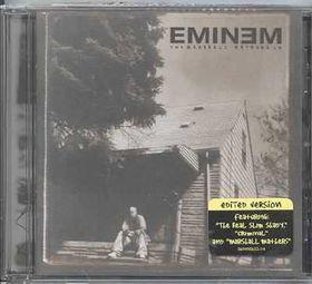Eminem - The Marshall Mathers Album - Explicit (CD)